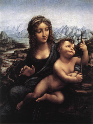 Da_vinci_madonna_with_the_yarnwinde