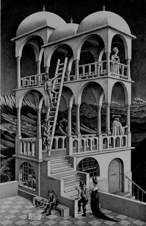 Escher_belvedere_1958