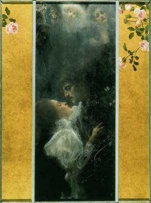 Gustav-klimt-liebe-1895