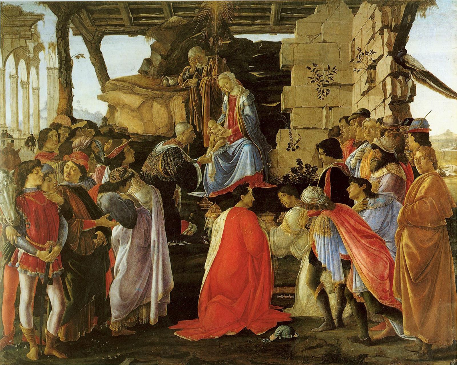 ボッティチェリ展、「書物の聖母」・・・蘇るルネサンス: 美への旅 ...